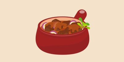 м'ясо у соусі