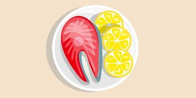 риба з лимоном