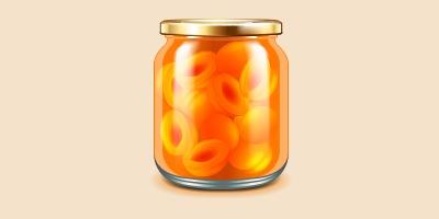 абрикоси консервовані