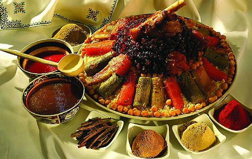 марокканська кухня