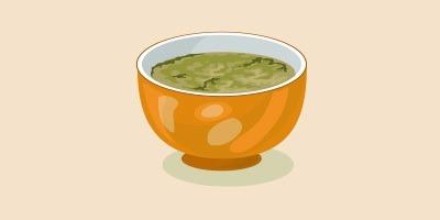 щавлевий суп або щі