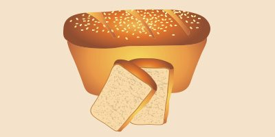 хліб цільнозерновий