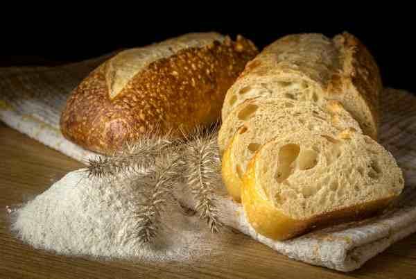 хліб без солі