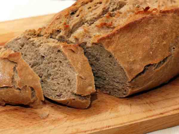 гречаний хліб із соняшниковим насінням