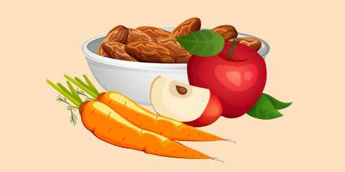 морквяно-яблучні биточки або котлети