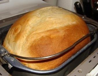 гірчичний хліб на кефірі