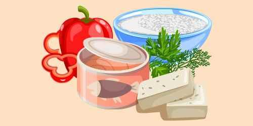 бутербродна паста (намазка) з рибою, бринзою, сиром (творогом), болгарським перцем і зеленню