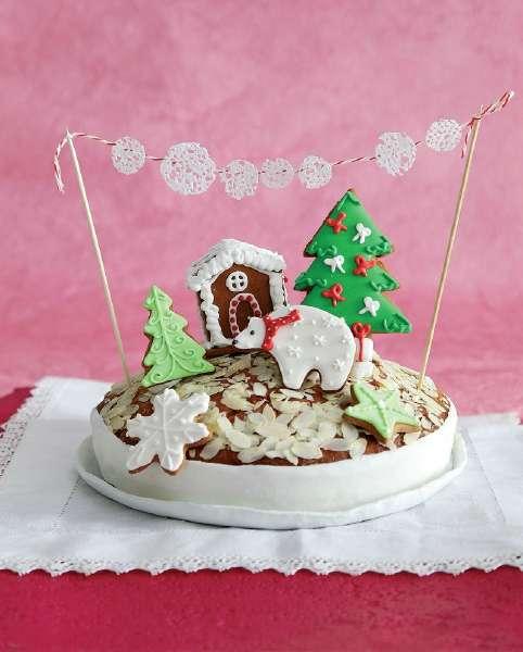 Кекс різдвяний традиційний