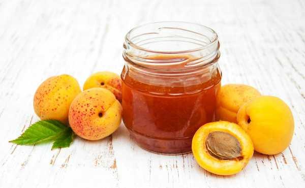 абрикосовий джем без води