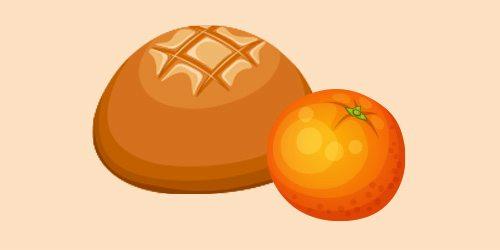 апельсиновий хліб
