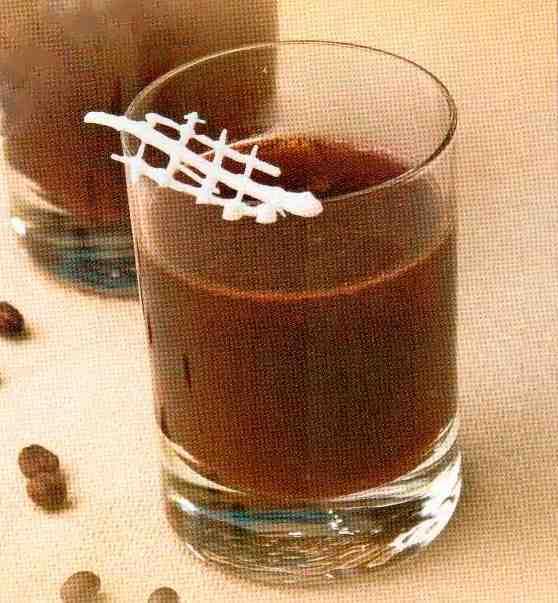 Глінтвейн кавово-шоколадний