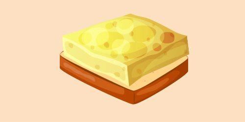 бутерброд з омлетом