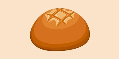 хліб пшеничний