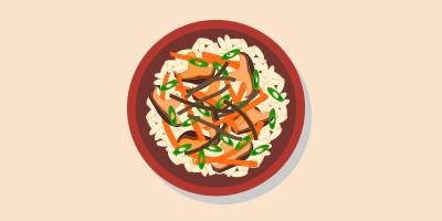 салат суші