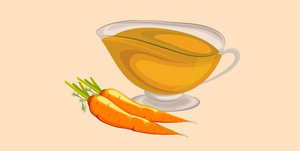 Соус морквяний