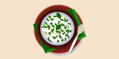 Суп йогуртовий