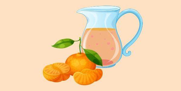 Компот з мандаринів