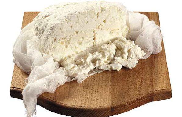 Сир (творог) домашній (заквашений сметаною)