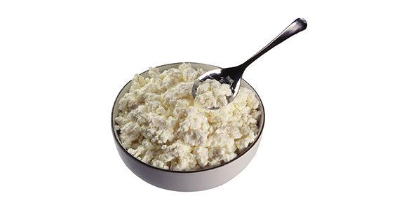 Сир (творог) домашній (заквашений молочнокислим кальцієм)