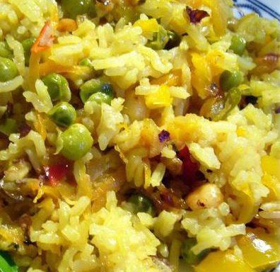 Асорті овочеве (з рисом у горщику)