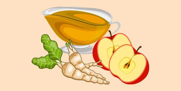яблучний соус із хроном