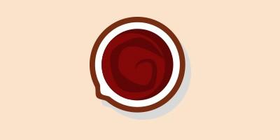 соус коричневий з вином