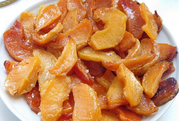 Цукати з яблук