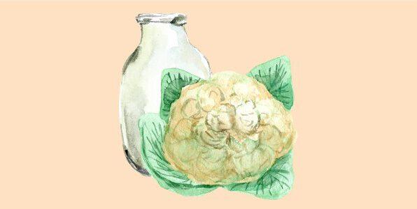 цвітна капуста консервована
