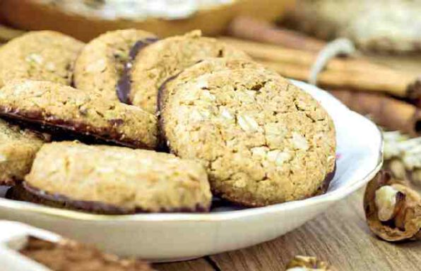 Печиво з волоських горіхів
