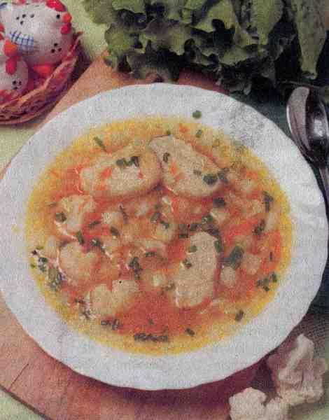 Суп «Дачний»